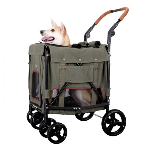 Ibiyaya Gentle Giant Easy-Folding Pet Wagon