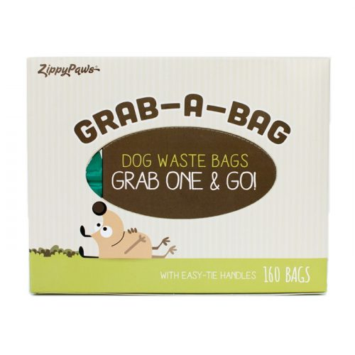 Zippy Paws Pet Pick Up Bags - dispensing box
