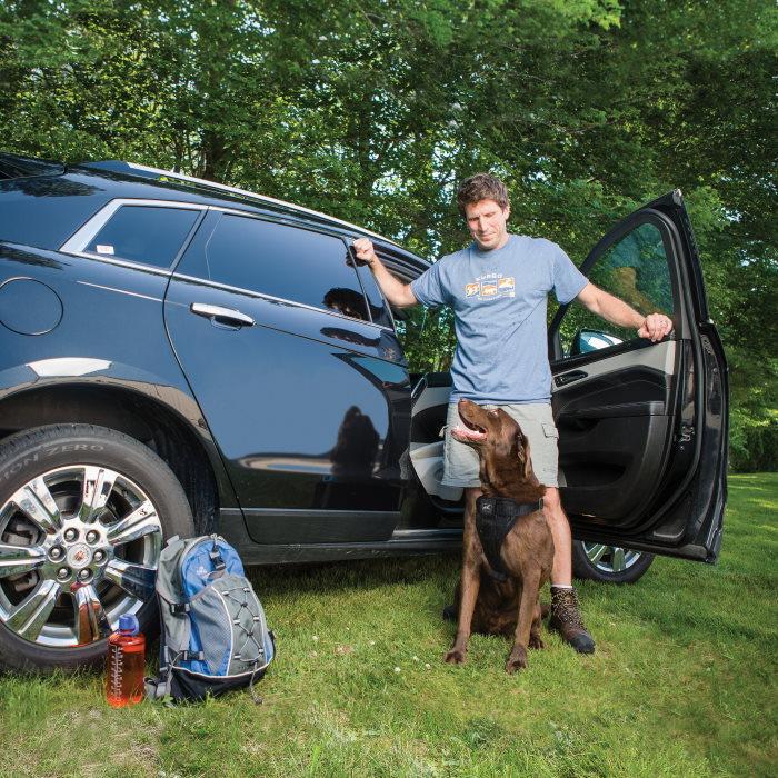Kurgo Enhanced Strength Tru-Fit Dog Car Harness LS