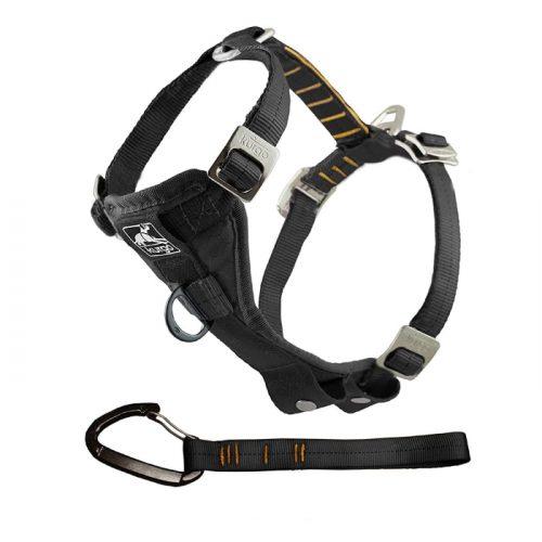 Kurgo Enhanced Strength Tru-Fit Dog Car Harness with Restraint