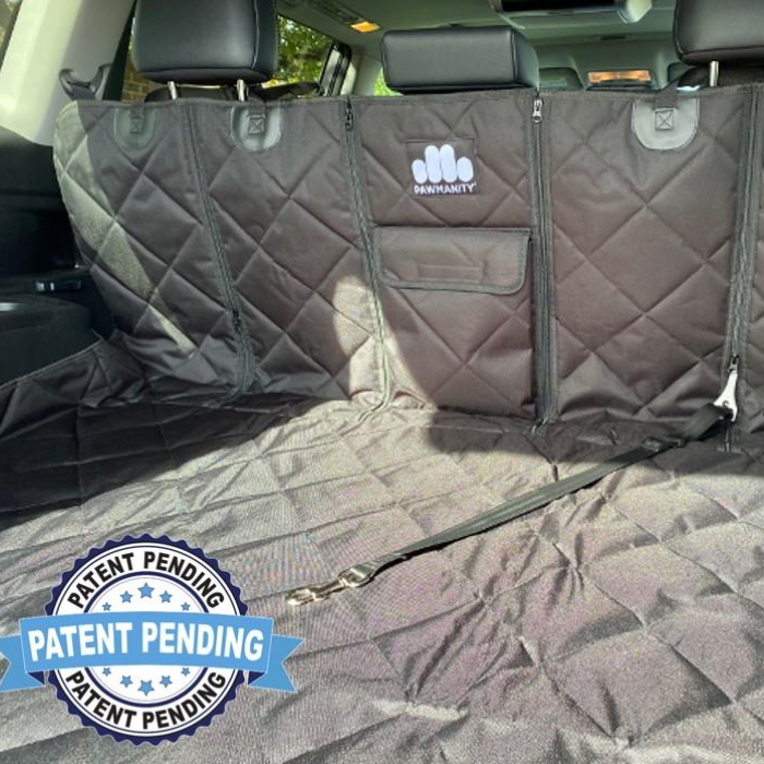 Pawmanity Access Cargo Liner_patent pending
