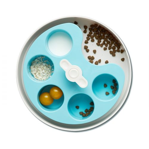 SPIN Slow Feeder Bowl for Dogs CUPS