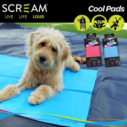 Scream Pet Cooling Mats