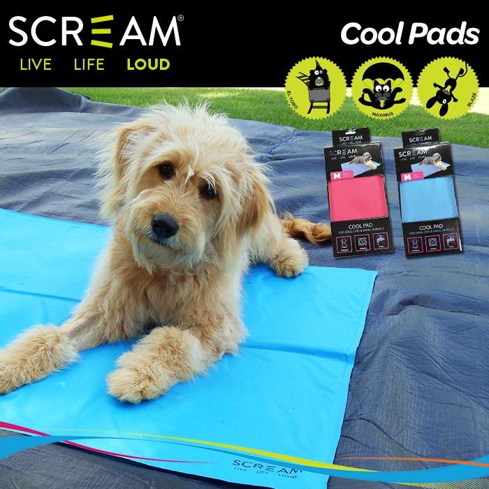 Scream Pet Cooling Mats
