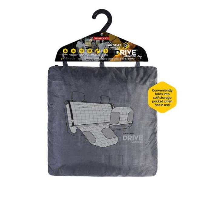 EzyDog_Drive_Hammock_Side_Car Seat Cover_storgae pocket