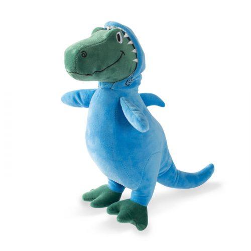Fringe Studio Shark Rex Plush Dog Toy