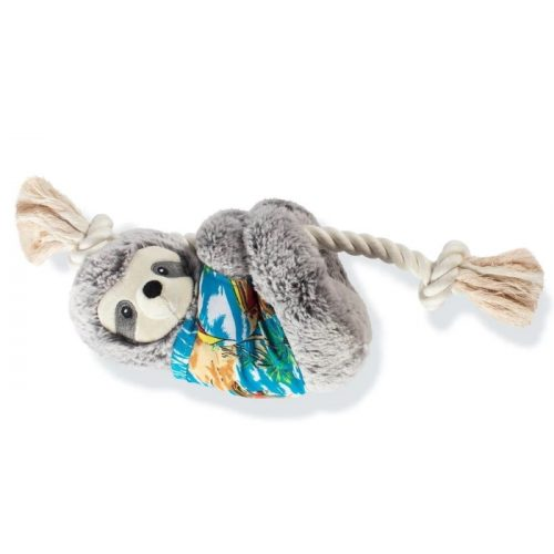 Fringe Studio Slown' Down For Summer Sloth Dog Toy