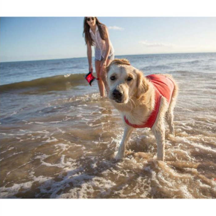 EzyDog Dog Rashie UV Sun Protection LS4