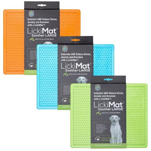 Lickimat Soother LARGE colour range