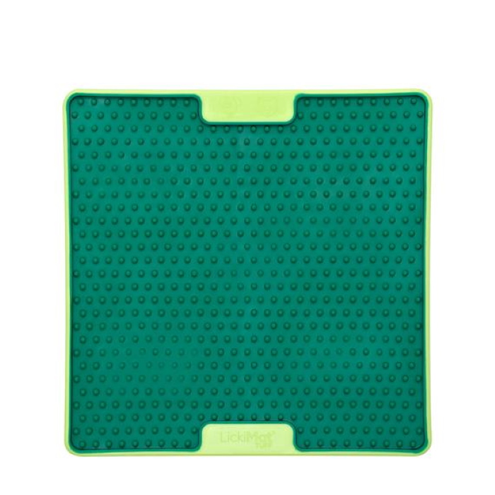 Lickimat Soother Tuff Pro Green NP
