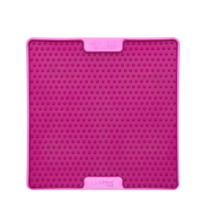 Lickimat Soother Tuff Pro Pink NP