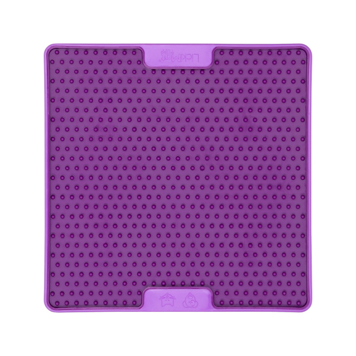 Lickimat Soother Tuff Pro Purple NP