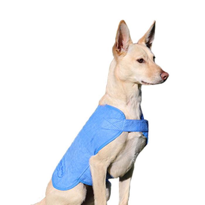 Aussie Dog Wet Vest Dog Cooling Coat Medium WET35