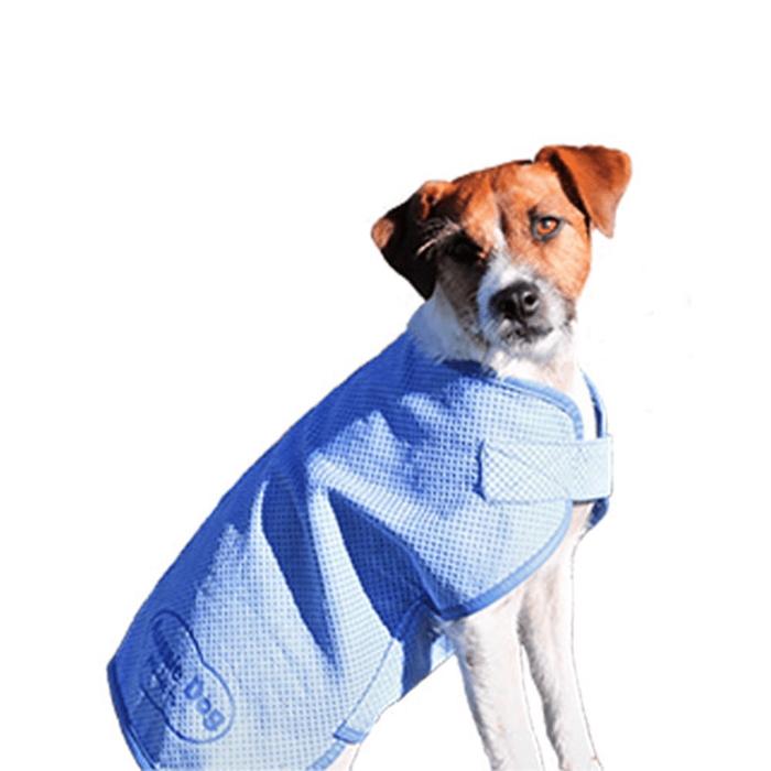 Aussie Dog Wet Vest Dog Cooling Coat SML WET30