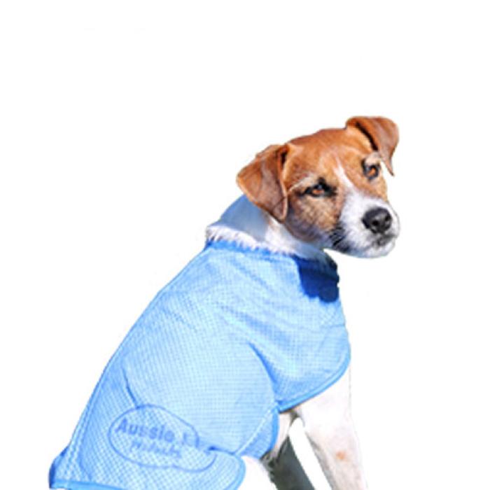 Aussie Dog Wet Vest Dog Cooling Coat Small WET30