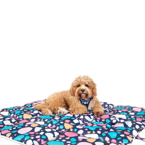 Big Little Dogs_On The Go Pet Mat_Trevi-Terrazzo-3