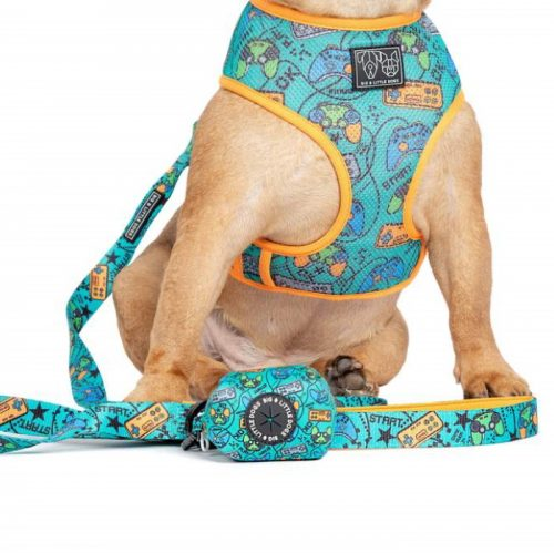Big and Little Dogs_Poo Bag Holder_Game Over_LS