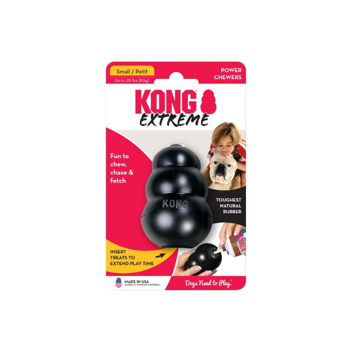 Kong Classic Extreme Black Small_packaging
