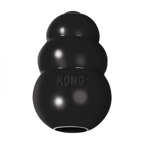 Kong Classic Extreme Black treat dispensing toy