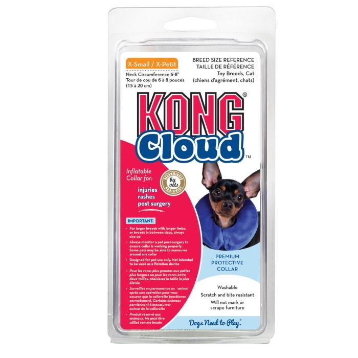 Kong Cloud Collar_Xsmall_packaging