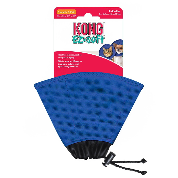 Kong EZ Soft Recovery Collar_Xsmall