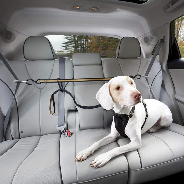 Kurgo Auto Zipline Safety belt for dogs
