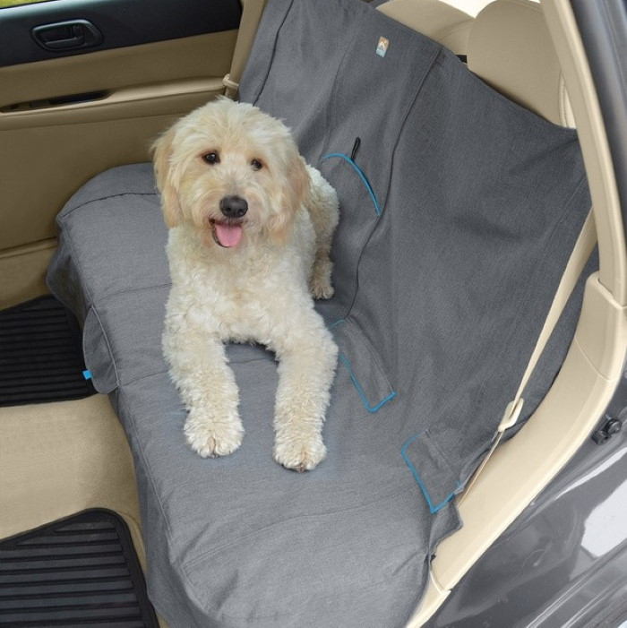 Kurgo Heather Bench Seat Cover for Dogs