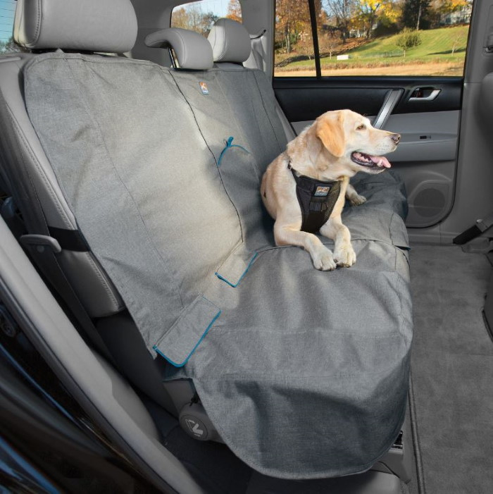 Kurgo Heather Bench Seat Cover
