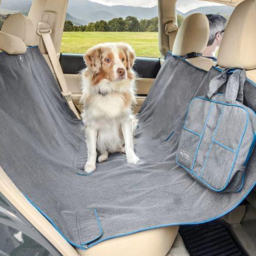 Kurgo Heather Hammock Car Seat Cover