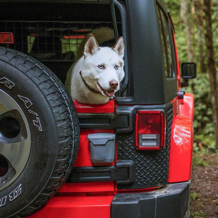 Kurgo Tailgate Dumpster for Dog Poo Bags
