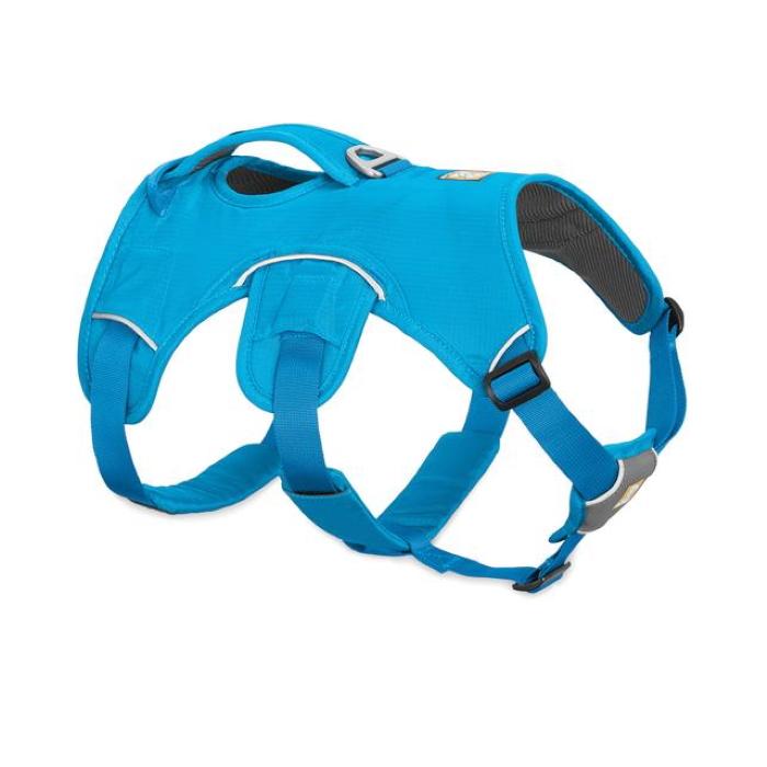 Ruffwear Web Master Harness Blue