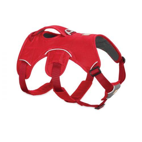 Ruffwear Web Master Harness Red