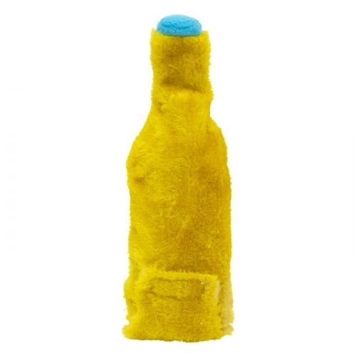 Zippy Paws Crusherz Dog Toy - Pilsner back