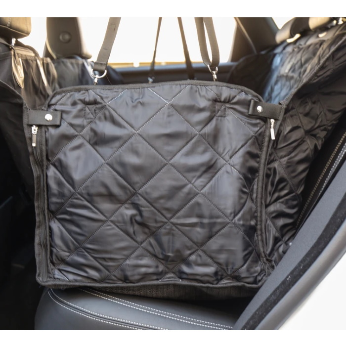 BLD Full coverage Hammock Car Seat Cover_side door protection