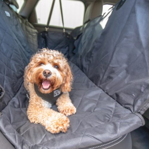 BLD Hammock Car Seat Cover for Dogs