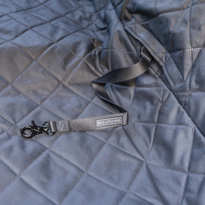 BLD Hammock Car Seat Cover for Dogs_seat belt access