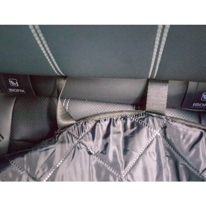 BLD Hammock Dog Car Seat Cover_non slip seat anchors