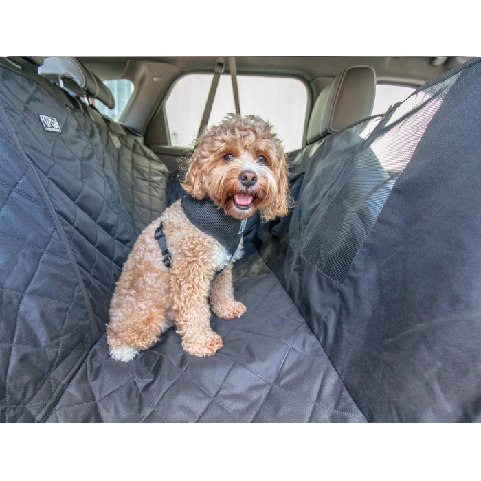 BLD Premium Hammock Car Seat Cover for Dogs_LS