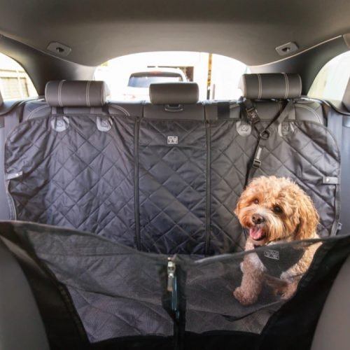 Big and Little Dogs_Hammock Car Seat Cover for Dogs