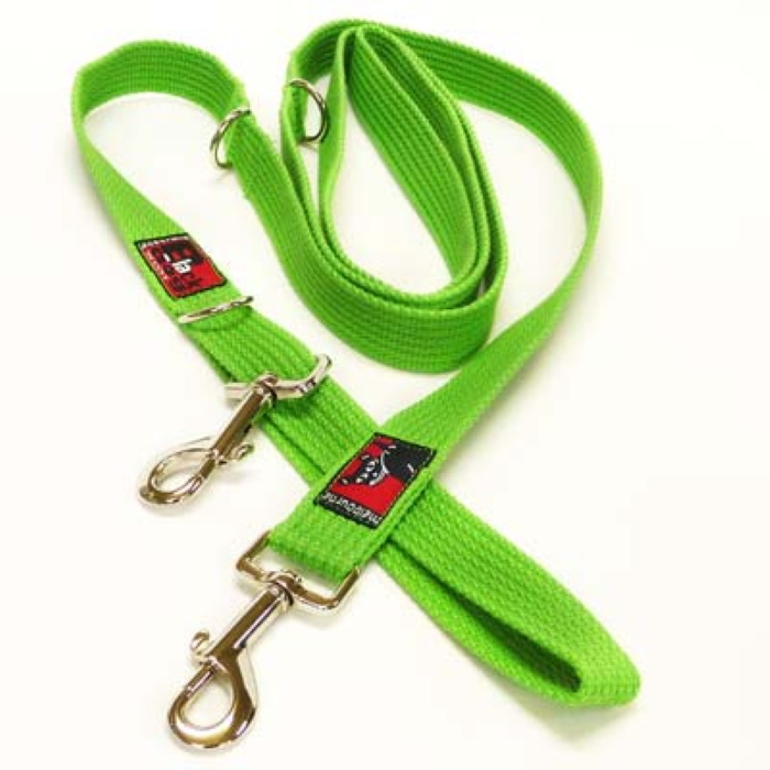 Black Dog Double Ended Lead 2.2m