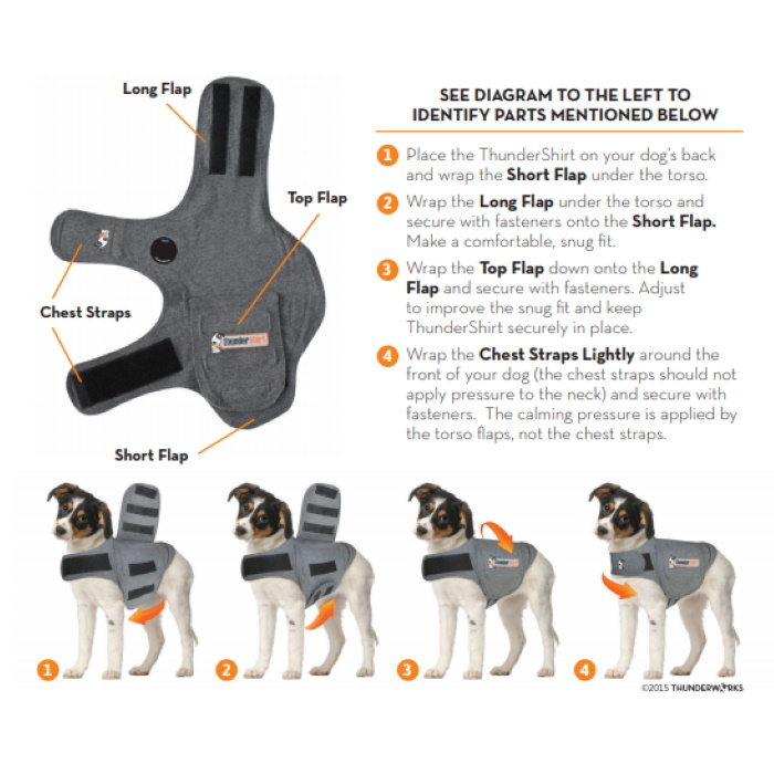 ThunderShirt_for_Dogs_Heather_Gray_Fitting instructions