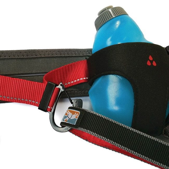 K9 Excursion Kurgo Running Belt_sliding leash clips