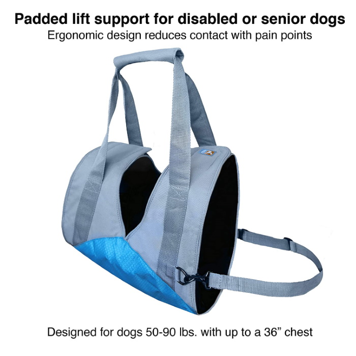 Kurgo Up and About Mobility Dog Harness