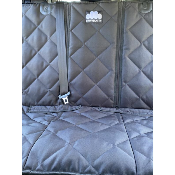 Pawmanity Bench Car Seat Cover for Dogs
