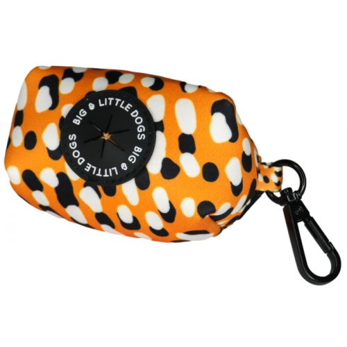 Big and Little Dogs_Poo Bag Holder_Spicy Mustard