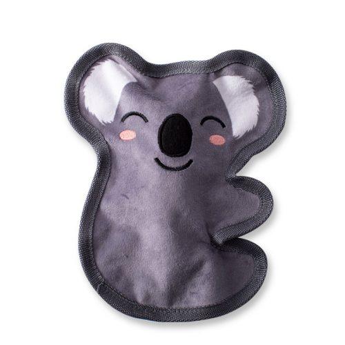 Fringe Studio Koala Durable Plush Dog Toy