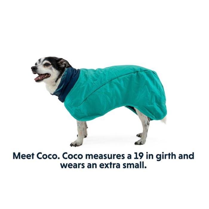 Ruffwear Dirtbag dog drying towel_Coco