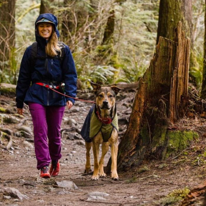 Ruffwear Sun Shower Dog Rain Jacket LS1