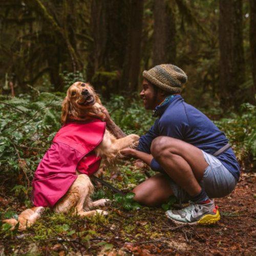 Ruffwear Sun Shower Dog Rain Jacket LS7