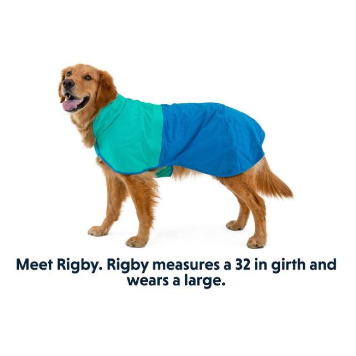 Ruffwear Sun Shower Rain Jacket Rigby